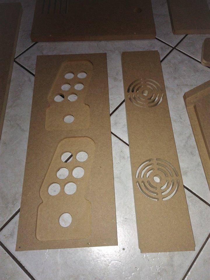 kit bartop mdf v2 pm88. Black Bedroom Furniture Sets. Home Design Ideas