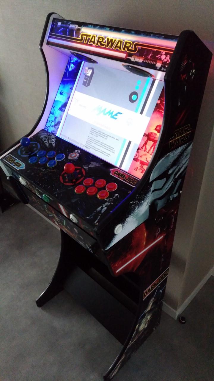 borne arcade pm88