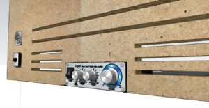 Emplacement Ampli Standard (120mm)